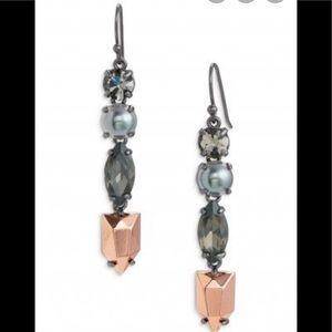 Stella & Dot- khalo earrings